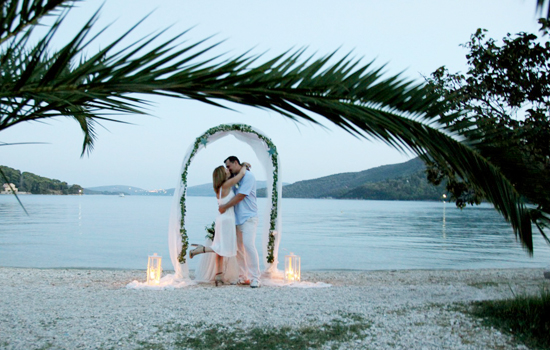 From The Lovely Setting Of Nidri Beach As Shown Above To Terraces Right By Waterfront Lefkas Offers A Variety Idyllic Venues For Your Ceremony
