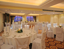 Wedding reception at Alexander the Great, Paphos, Cyprus