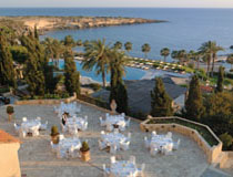 Coral Beach Hotel, Paphos, Cyprus