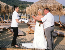 Mr & Mrs Burton, Skiathos Princess