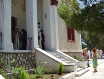 Exterior of Skiathos Town Hall
