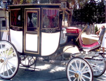 Cinderella carriage, Cyprus