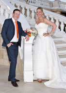 Mr & Mrs Daly, Malta
